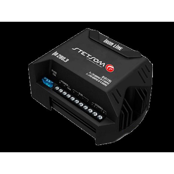 Stetsom Iron Line Micro Amplifier 280rms x 1