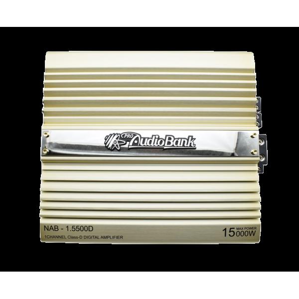 AudioBank NAB1.5500D 15000W Monoblock Amplifier