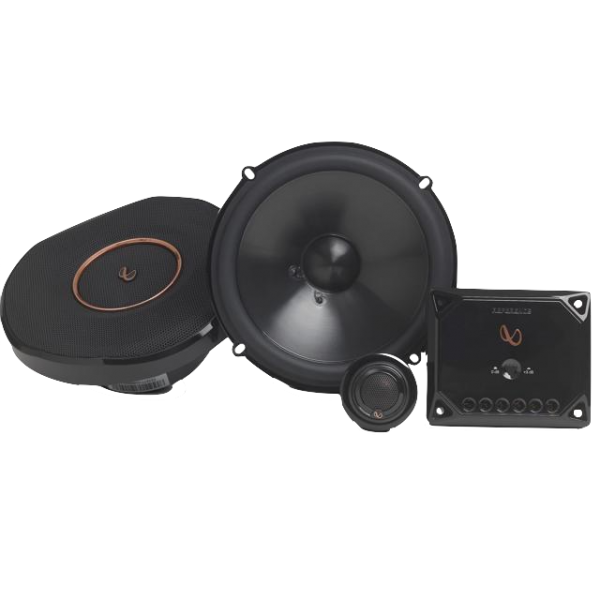 """REFERENCE 6530CX 6-1/2"""" (160mm) component speaker system, 270W"""