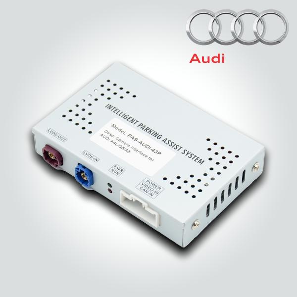 Audi A3/A4/A5/Q2/Q3/Q5.Q7 MIB 2 2016 - 2019 Camera Video Interface - Optional Carplay