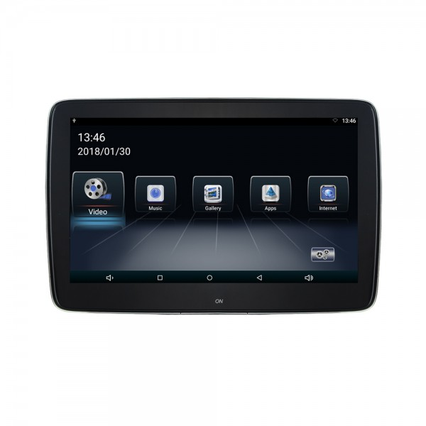 Headrest Screen 11 Inch Android 6.0 HD Digital Scr...