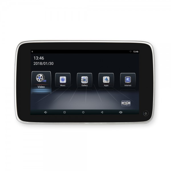 Headrest Screen 11 Inch Android 6.0 HD Digital IPS Screen 1920x1080