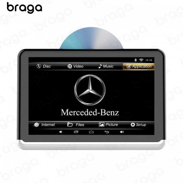 Headrest screen 10.1 Inch Android DVD player scree...