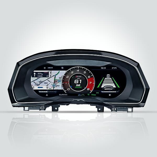 Volkswagen Golf 2014-2020 12.3 Inch Virtual Cockpi...