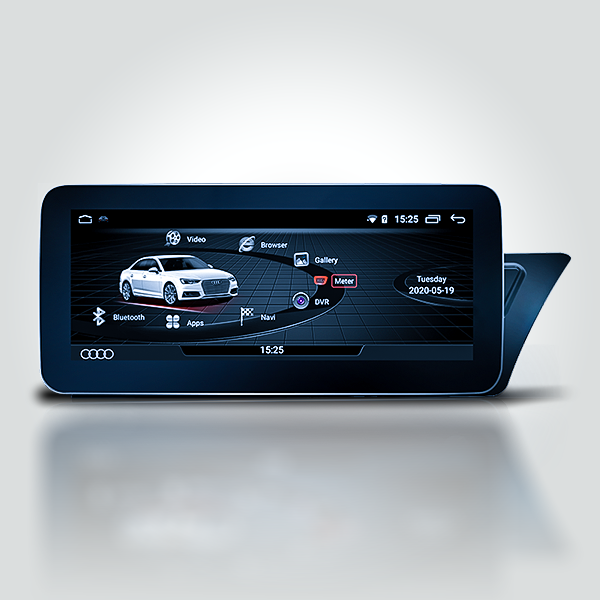 Audi A5 2010 - 2017 10.25 Inch Android Satnav Radi...
