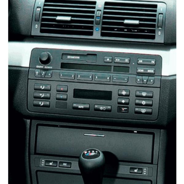 BMW 3 SERIES M3 E46 1998 - 2006 9 INCH ANDROID SATNAV RADIO CAR AUDIO SOUND SYSTEM