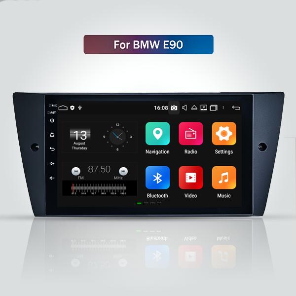 BMW E90 2005 - 2012 9 Inch Android Radio Car Audio Sound System