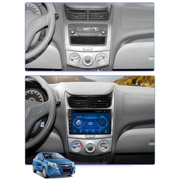 Chevrolet Sail 2010 - 2013 9 Inch Android Satnav Radio Car Audio Sound System