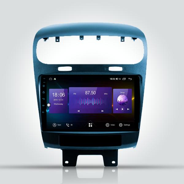 Dodge Journey 2011 - 2020 9 Inch Android Radio Tou...
