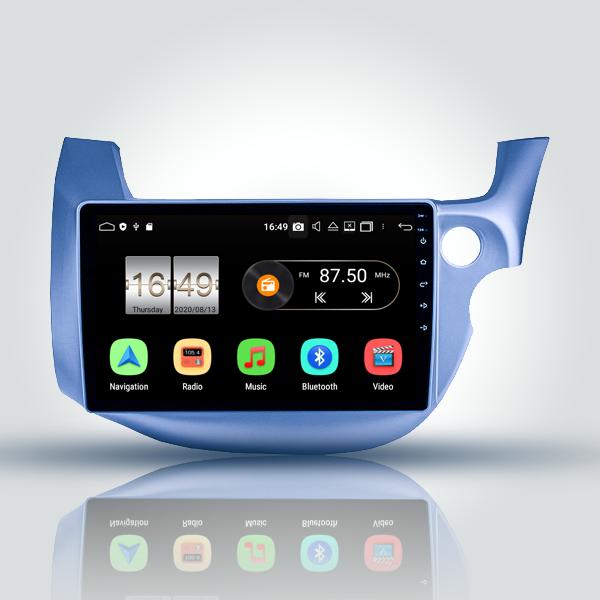 Honda Jazz 2008 - 2013 10.1 Inch Android Satnav Ra...