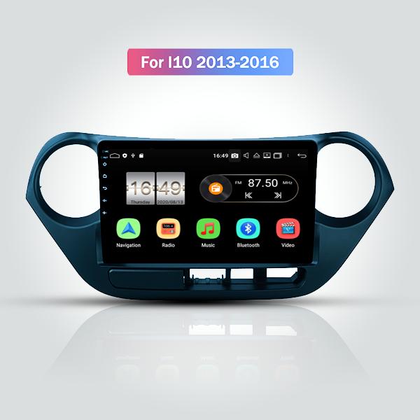 Hyundai I10 2013 - 2016 9 Inch Android Satnav Radi...