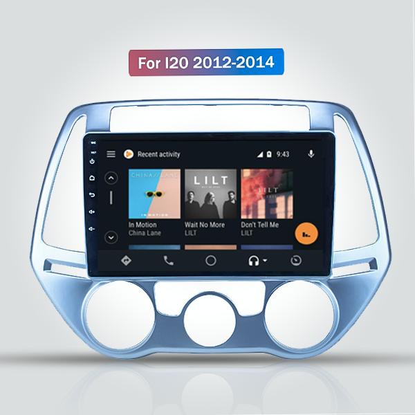 Hyundai I20 2012 - 2014 9 Inch Android Navigation Touch Screen Radio