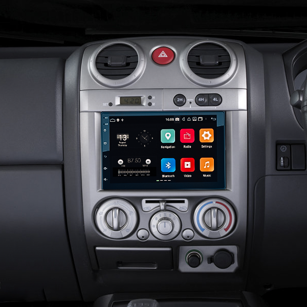 Isuzu KB 2008 - 2011 9 Inch Android Navigation Touch Screen