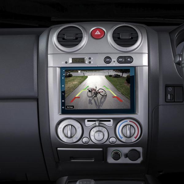Isuzu KB 2008 - 2011 9 Inch Android Navigation Bluetooth Touch Screen Radio