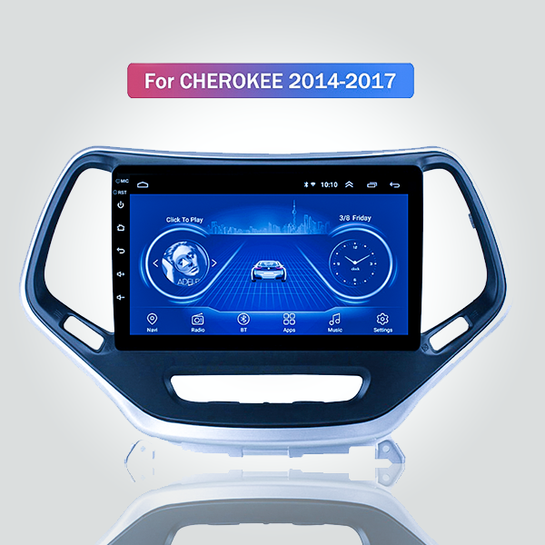 Jeep Grand Cherokee 2014 - 2017 9 Inch Android Sat...