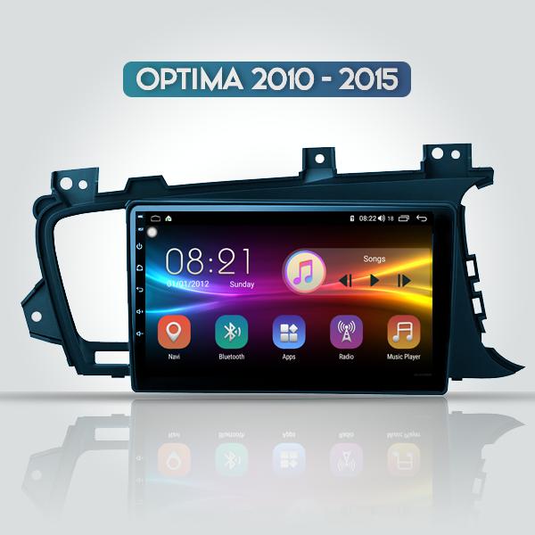 Kia Optima 2010 - 2015 9 Inch Android Navigation M...