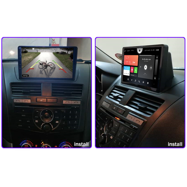 Mazda BT-50 2012 - 2018 9 Inch Android Navigation Touch Screen Radio