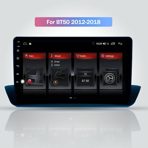 Mazda BT-50 2012 - 2018 9 Inch Android Navigation ...