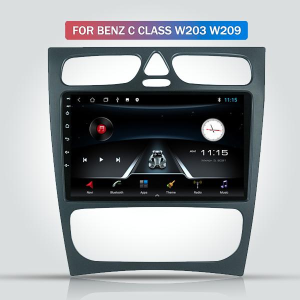 Mercedes Benz W203 C-Class W209 CLK  ML Viano W639...