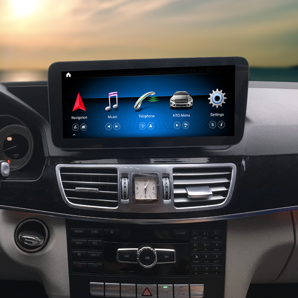 Mercedes Benz E-Class 2011 - 2015 10.25 Inch Android Navigation Touch Screen
