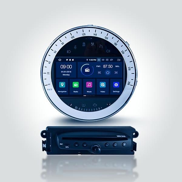 Mini Cooper 2006 - 2013 Android Satnav Radio Car Audio Sound System