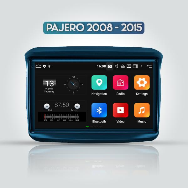 Mitsubishi Pajero Sport 2008 - 2015 9 Inch Android...