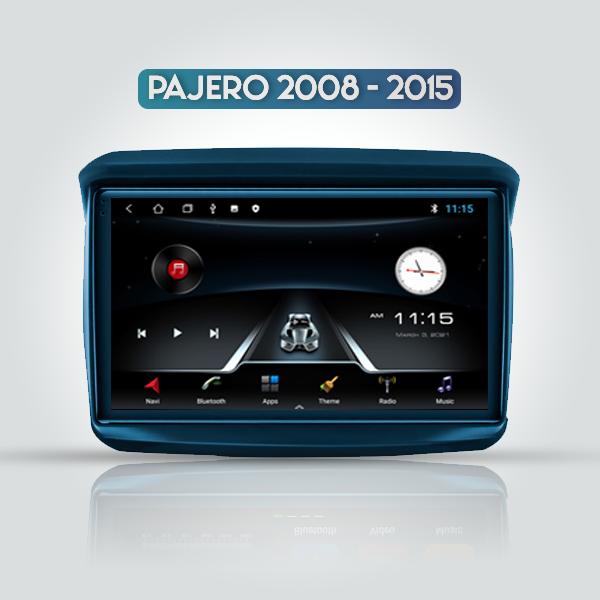 Mitsubishi Pajero Sport 2 2008 - 2015 9 Inch Andro...