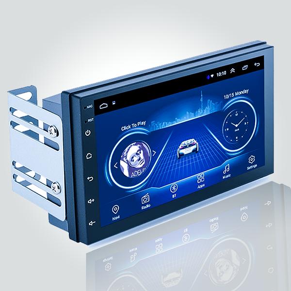 Nissan Universal 2 din Android Satnav Radio Car Au...