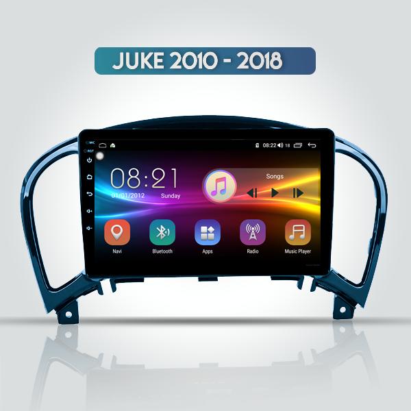 Nissan Juke 2010 - 2018 9 Inch Android Navigation ...
