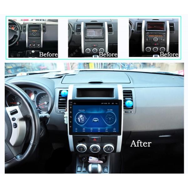 Nissan XTrail 2008 - 2012 9 Inch Android Satnav Ra...