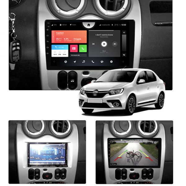 Nissan NP200 2009 - 2021 9 Inch Android Multimedia Car Sound System