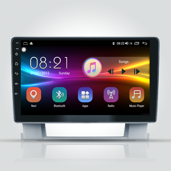 Opel Astra J 2009 - 2017 9 Inch Android Multimedia Bluetooth Radio