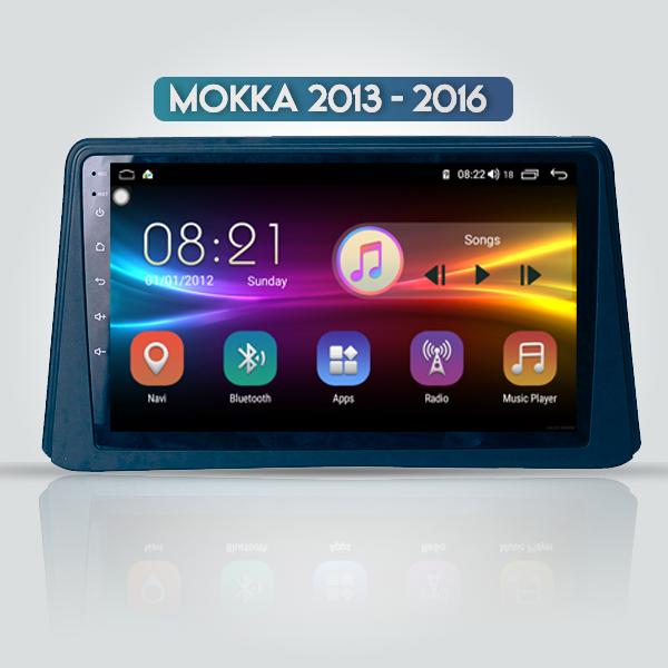 Opel Mokka 2013 - 2016 9 Inch Android Navigation M...