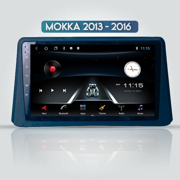 OPEL MOKKA 2013 - 2016 9 Inch Android Navigation D...