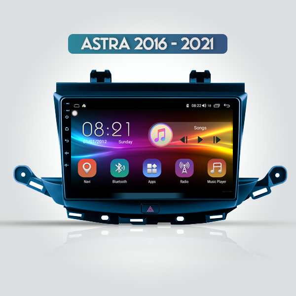Opel Astra K 2016 - 2021 9 Inch Android Navigation...