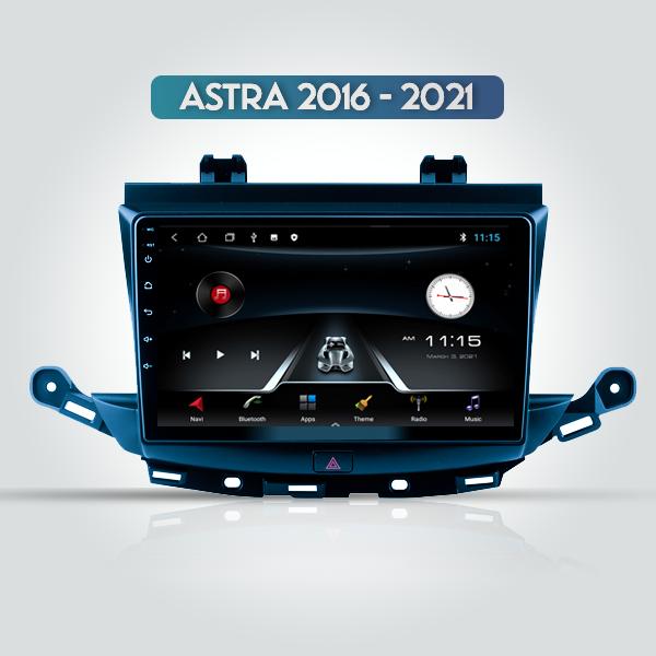 Opel Astra K 2016 - 2021 9 Inch Android Multimedia Navigation Radio
