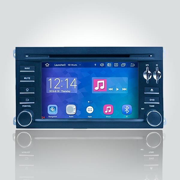 Porsche Cayenne 2006 - 2010 8 Inch Android Satnav Radio Car Audio Sound System