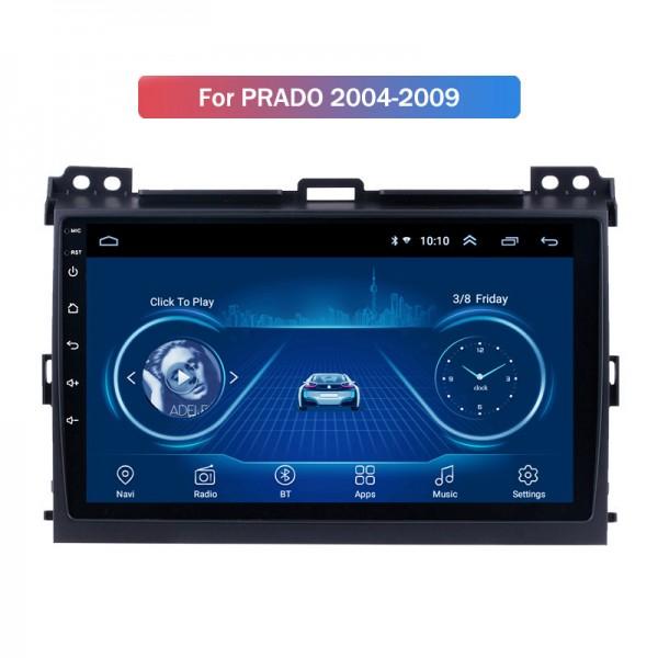 Toyota Prado 120 2004 - 2009 9 Inch Android Satnav...