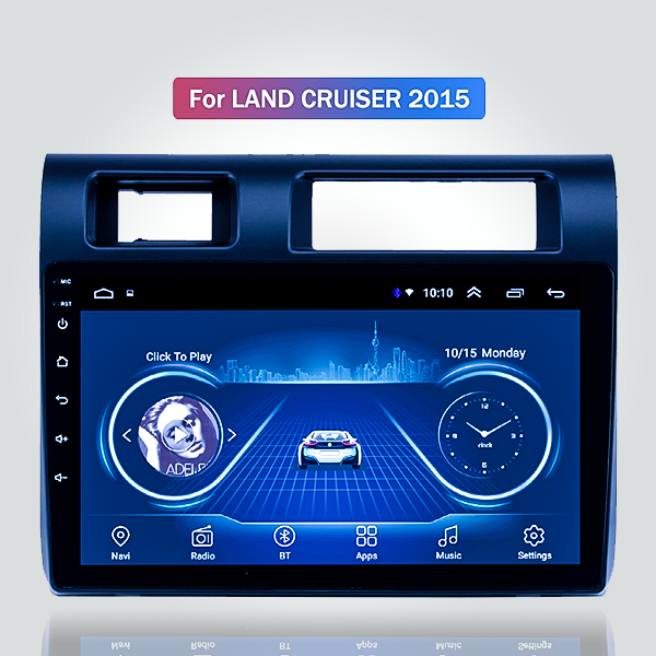 Toyota Land Cruiser 79 2015 - 2018 9 Inch Android ...