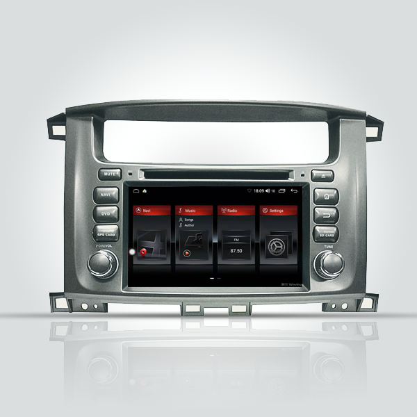 Toyota Land Cruiser 100 1998 - 2007 7 Inch Android...