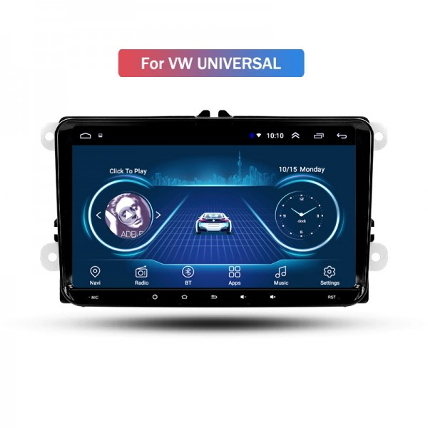 Volkswagen Universal 2005 - 2015 9 Inch Android Sa...