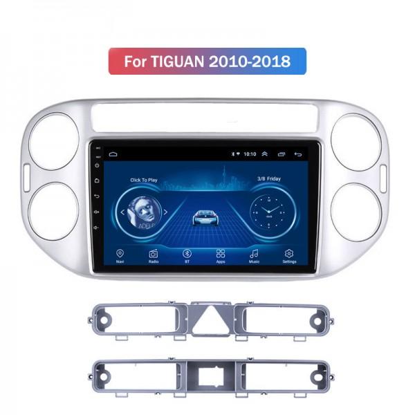 Volkswagen Tiguan 2010 - 2018 9 Inch Android Satna...
