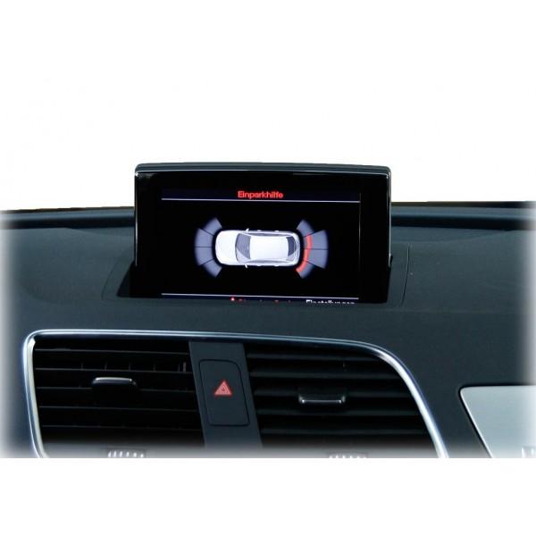 Audi Q2 2018 - 2020 OEM Retrofit Optical Front Par...